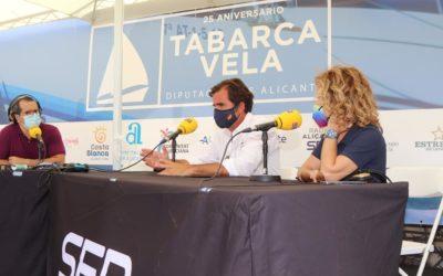 Amplio eco mediático de la XXV edición de la Tabarca Vela Diputación de Alicante