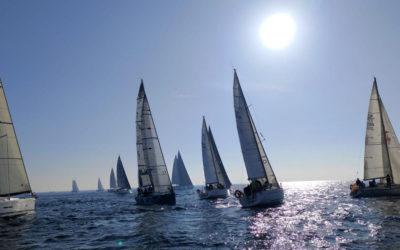 La Semana Náutica de Alicante comienza su tercera jornada con los vencedores de Remo, Pesca y el Trofeo especial vuelta a Tabarca de Crucero.