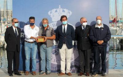 La embarcación Tanit IV-Medilevel gana el Trofeo Presidentes Memorial 'Máximo Caturla'