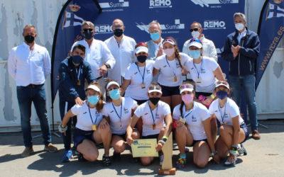 EL RCRA vencedor en 5 de 7 categorías en el Campeonato autonómico de banco fijo