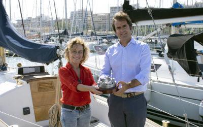 El emblemático Trofeo del Tabarca-Vela Diputación de Alicante ya se encuentra en nuestras instalaciones y el RCRA ultima los preparativos para que la 25 edición sea un éxito