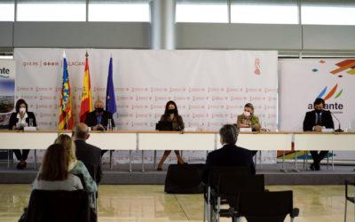 El Real Club de Regatas y el Ayuntamiento de Alicante sellan una alianza con The Ocean Race y SPTCV para acoger en junio The Ocean Race Europe, un evento náutico de excepción