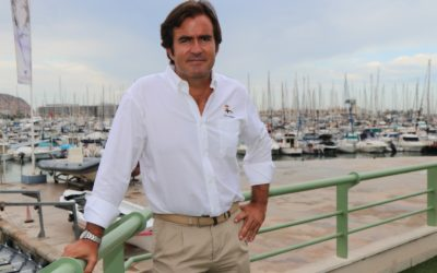"""Miguel López Barbero, presidente del RCRA: """"Seguiremos trabajando para aumentar nuestra masa social y mejorar los resultados deportivos"""""""