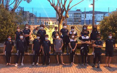 La cantera del Real Club de Regatas crece y muestra su progresión en el Trofeo Ciudad de Cartagena y en la regata Denia Vela 2021